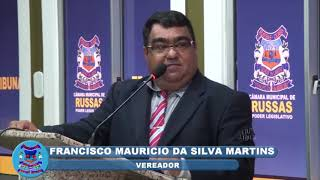 Maurício Martins Pronunciamento 05 02 19
