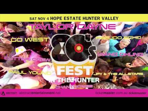 80s Fest Tour Trailer 2017