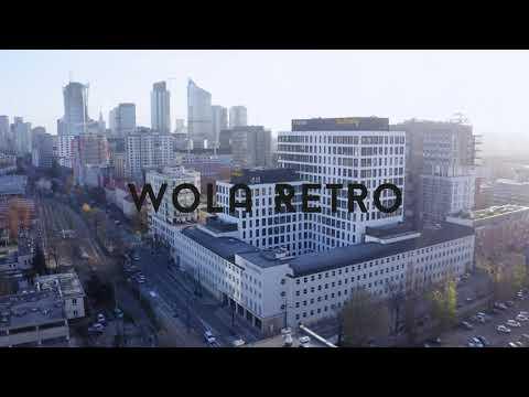 Biurowiec Wola Retro Warszawa
