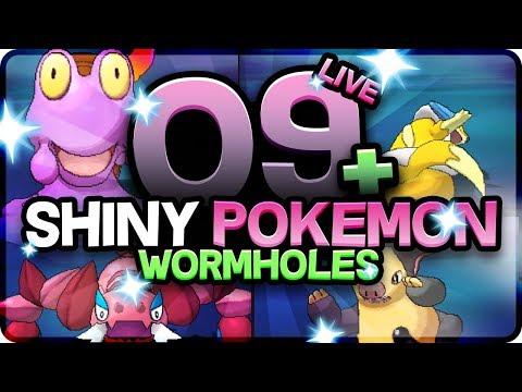 9 SHINY MONTAGE! Pokemon Ultra Sun and Moon Shiny Montage
