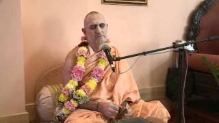 2010.06.30. Kirtan by H.H. Bhaktividya Purna Swami - Riga, LATVIA