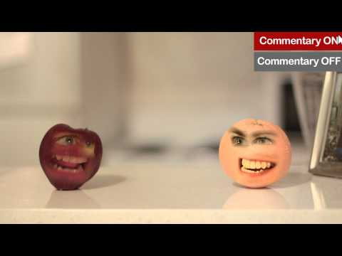 YouTube Commentaries (Annoying Orange Parody)