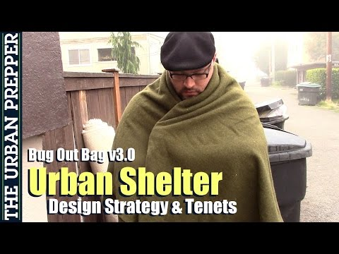 Urban Shelter | Design Strategy | Urban BOB v3.0