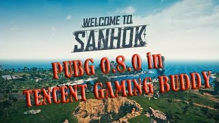 HOW TO INSTALL PUBG 0 8 0 in TENCENT Emulator 100% Working    SANHOK
