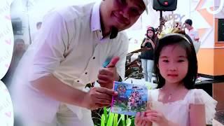 Jane Gabriela Sutedja - promo album lagu anak GNP