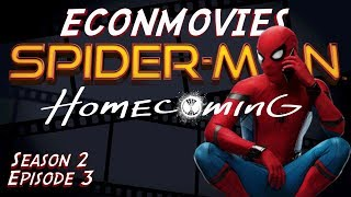 ECONMOVIES: Spider-Man and the Labor Market- Season 2, Episode 3