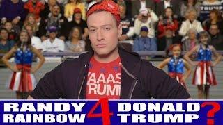 Baixar Randy Rainbow Performs at a Donald Trump Rally