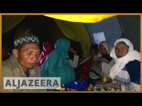 🇮🇩 Indonesia: Major earthquake in Lombok kills scores   Al Jazeera English