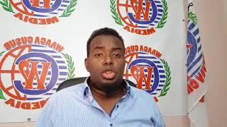Afhayeenka Galmudug iyo Video laga duubay,iyo Diyaaradda OCEAN, & Qabyaaladda Farmaajo