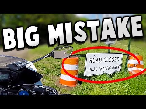 THIS ALMOST WRECKED MY BACK   Ken MotoVlog
