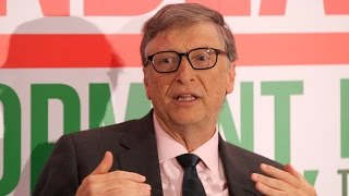Bill Gates has a warning about deadly epidemics Bill Gates appeared at an event in Davos, Switzerland to discuss the real possibility of a deadly epidemic, and the steps we can take to detect and prevent one., From YouTubeVideos