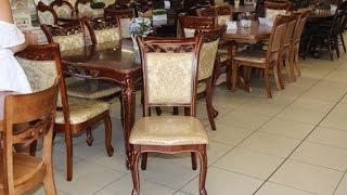 видео Классические деревянные столы из Малайзии