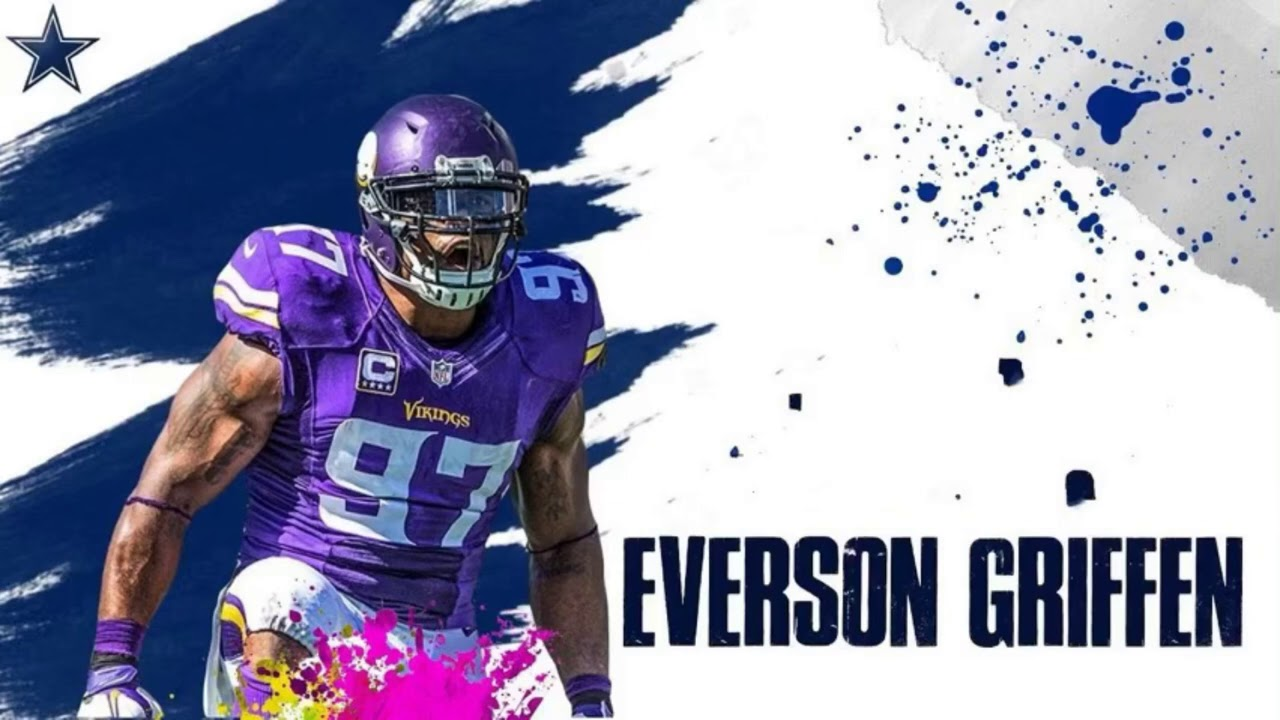 Dallas Cowboys to sign four-time Pro Bowl defensive end Everson ...