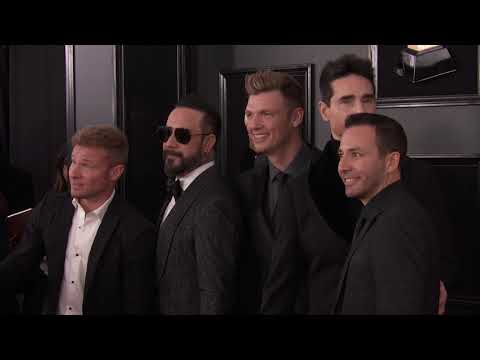 Backstreet Boys On The Red Carpet | 2019 GRAMMYs Mp3