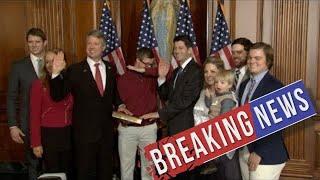 [Breaking News & Politics]Kid dabs during photo op, Paul Ryan stops him