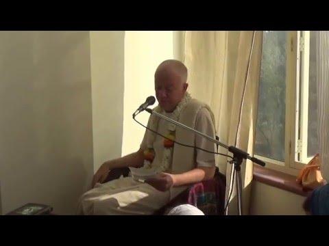 Шримад Бхагаватам 5.1.1 - Чайтанья Чандра Чаран прабху