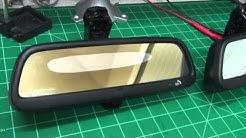 Auto Dimming Mirror Repair