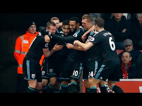 West Bromwich Albion Goal of the Season 2016/17