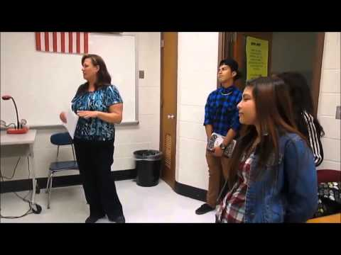 Newark High School Aspira Club Movie