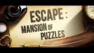 Escape Mansion Of Puzzles 1 - 50 All Level's Walkthrough