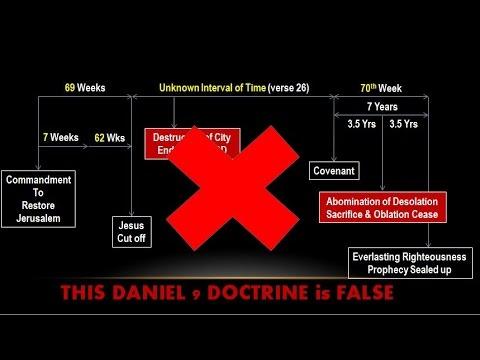 다니엘 10(단 9:1-19 다니엘의 기도)