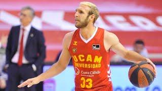 CONNER FRANKAMP (PG) Ucam Murcia ACB Season Highlights (2020/21)