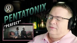 "Pentatonix Reaction   ""Perfect"""