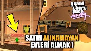 GTA Vice City de SATIN ALINAMAYAN EVLERİ ALMAK!