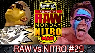 "Raw vs Nitro ""Reliving The War"": Episode 29 - April 22nd 1996"