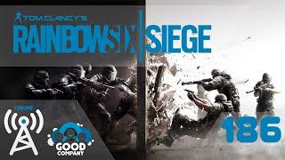 Rainbow Six: Siege - Стрим 186