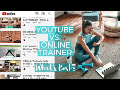 YouTube vs. Online Personal Trainer: What's Best to Stay Fit? | Renewal Fitness Coaching