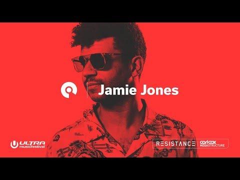 Jamie Jones @ Ultra 2018: Resistance Megastructure - Day 2 (BE-AT.TV)