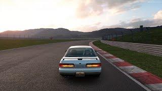 Gran Turismo Sport - Nissan Silvia K's Dia Selection (S13) '90 Gameplay [4K PS4 Pro]