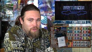 Nightlancer - Kickstarter Board Game Review