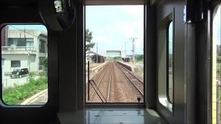 快速とっとりライナー 米子→鳥取