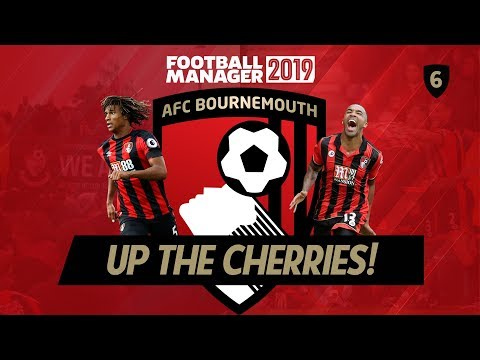 FM19 | UP THE CHERRIES EP. 6 | BOURNEMOUTH BETA PLAY | Regista13