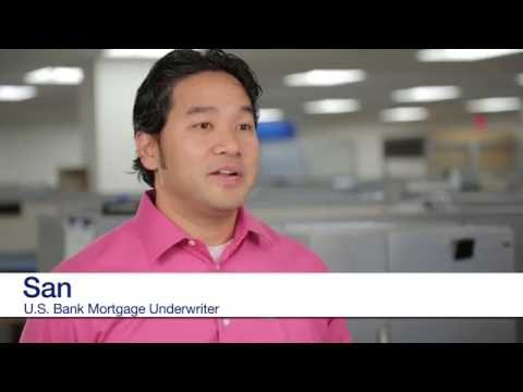What's it like to be a Mortgage Underwriter at U.S. Bank?