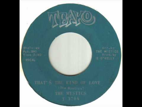 The Mystics - That's The Kind Of Love.wmv