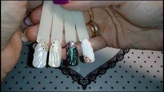 Дизайн ногтей гель лаками. Дизайн