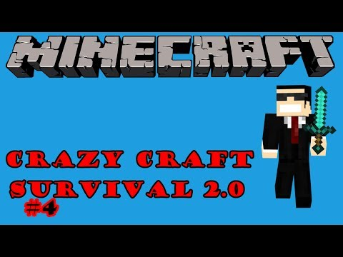 Minecraft Crazy Craft Wtf Giant Squids