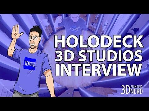 Holodeck 3D Studios Interview