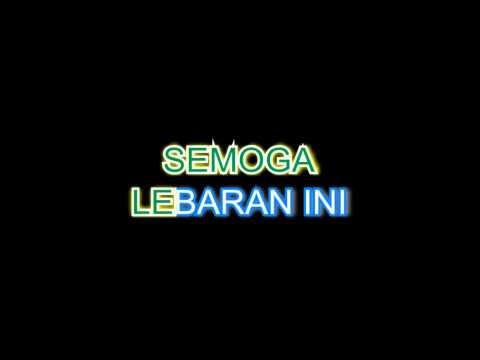 Jamal Abdillah - Salam Aidilfitri - Karaoke (minus one + lyrics)