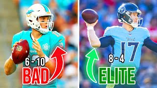 How Ryan Tannehill went from BENCHED to NFL SUPERSTAR for the Tennessee Titans
