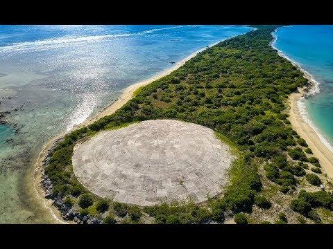 تسرب سموم من الكفن النووي في جزر مارشال  - نشر قبل 2 ساعة