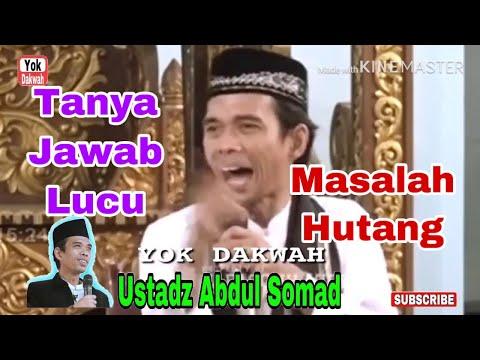 Tanya Jawab Lucu UAS Ustadz Abdul Somad