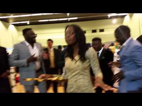 Dr. Dammy Pilgrims - Honey Weds Taiwo Nigerian Wedding, Manchester 2015. Part 2