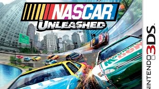 NASCAR Unleashed Gameplay (Nintendo 3DS) [60 FPS] [1080p]