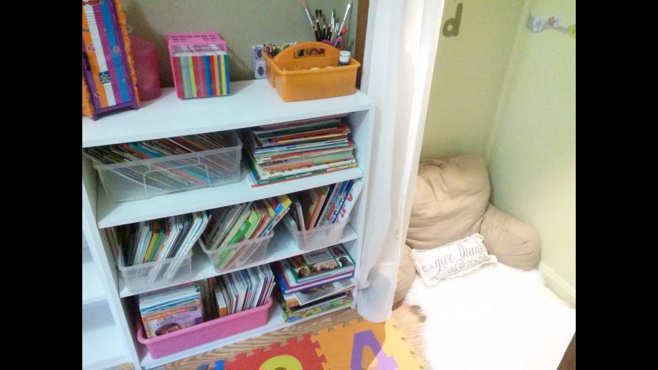 Escuela en casa c mo organizar libros de estudio y - Como organizar los muebles en una casa pequena ...