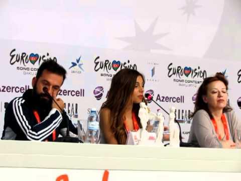 Greece Press Conference - 13.05.12