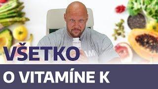Vitamín K - jeho formy a účinky na zdravie | GymBeam | Fitness Academy